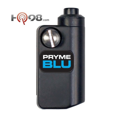 The Pryme Blu Bluetooth Adapter (Dongle) BT-520 fits new ICOM (inc. iDAS) Two Way Radios including IC-F3261/4261 and IC-F9011/9021 series.