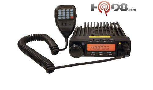 The Blackbox VHF Scramble Mobile Radio is a commercial industry standard in mobile radio communication. Alpha-Numeric Display, Narrow and Wide Band option.
