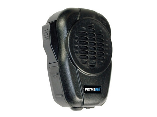 BTH-600 Wireless PTT Switch for 2-way radios is compact and small enough to fit in the palm of your hand.
