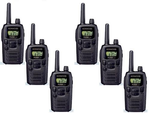 Kenwood ProTalk XLS TK-3230DX UHF Low Cost Radio with Free