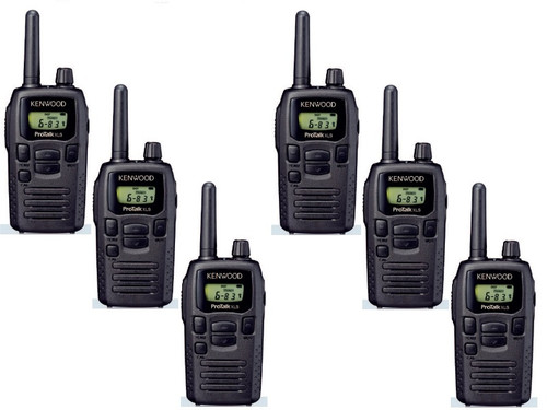TK3230DX XLS ProTalk by Kenwood is rugged and light weight and is shipped for Free!