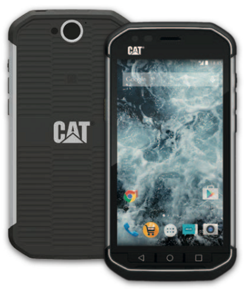 The CAT S40 is specially built for the outdoors, the S40 boasts an ultra-bright screen and enhanced audio quality for an uncompromised experience.
