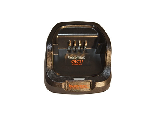 Blackbox GO Replacement Desktop Charger. Includes the power cable.