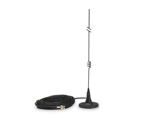 Ritron RAM-1545 Magnetic Mount Antenna.  21in high X 4in base.