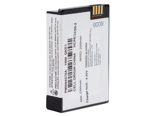 The PMNN4578 battery from Motorola charges in the same units as the radios, and delivers up to 16.5 hours of battery life in a single session.
