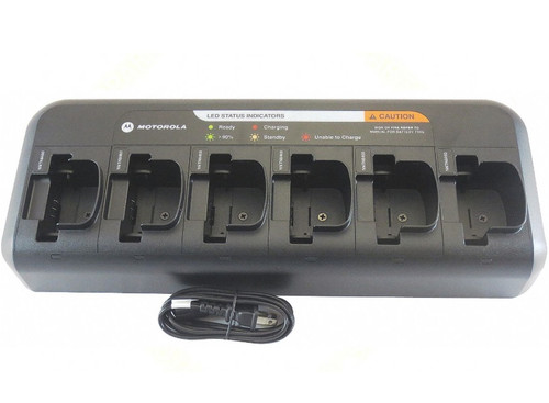 The PMLN6588A 120 Volt Rapid-Rate Multi-Unit Charger With Switch-Mode Power Supply.