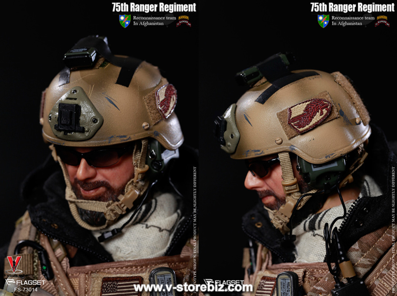 FLAGSET FS-73014 1//6 75th Ranger Regimen Reconnaissance Team Soldier Figure Toys