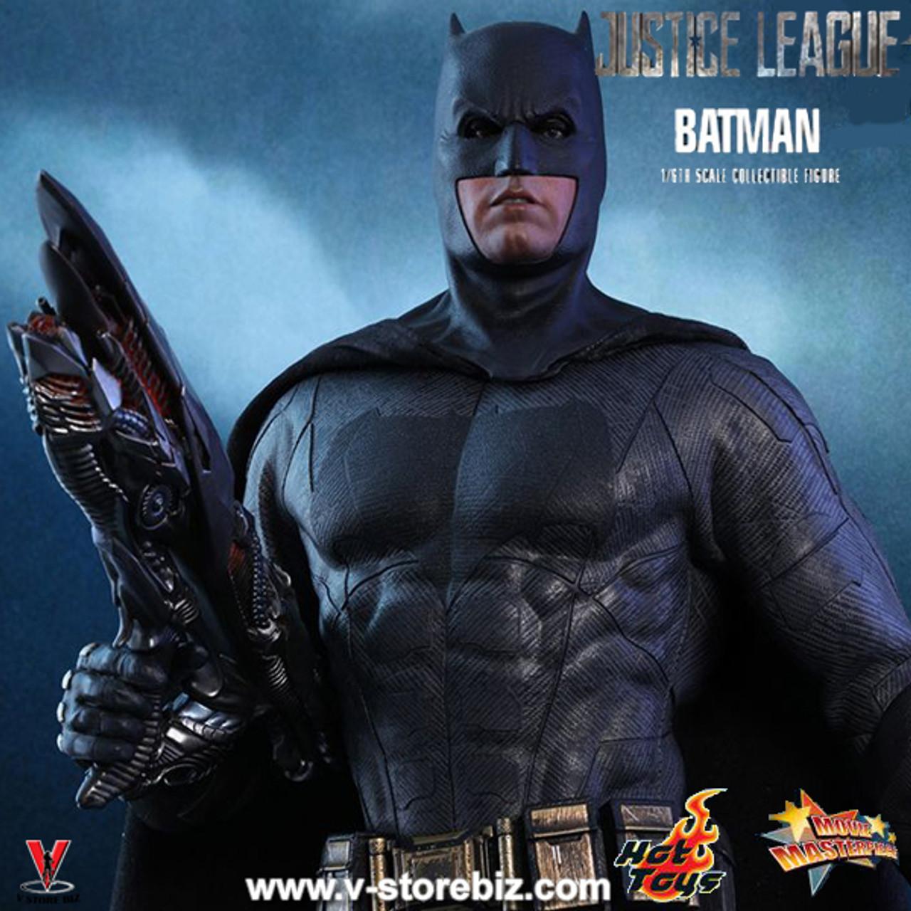 Hot Toys Batman Justice League MMS455 Bruce Wayne Sculpt loose 1//6th scale