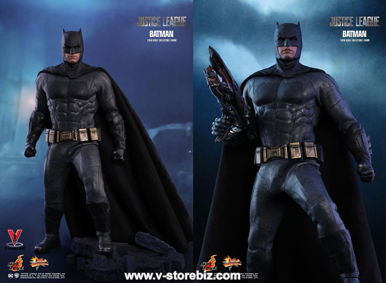 Batman Justice League Hot Toys 1//6 MMS455