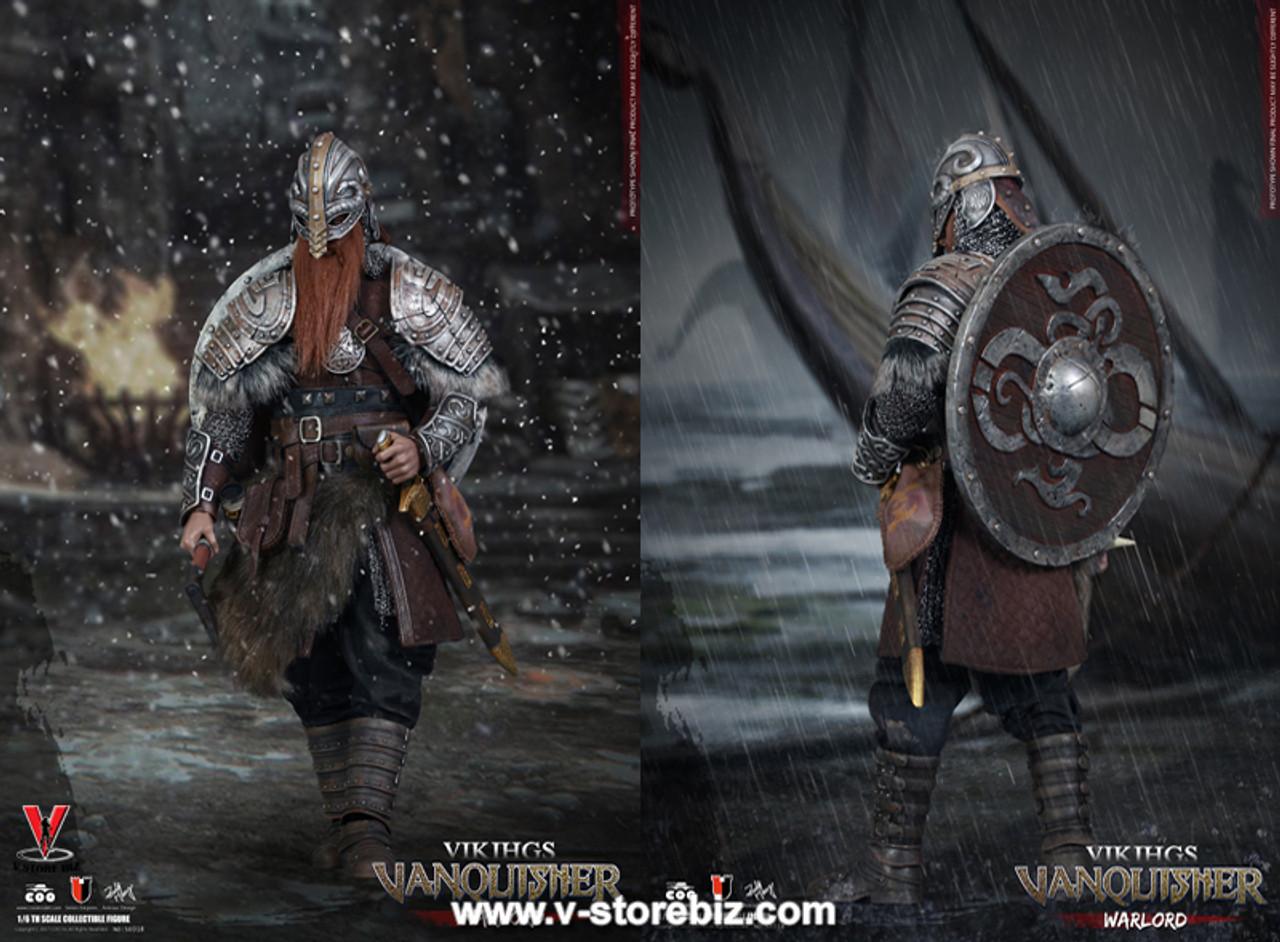 "Dragon Targe for COOMODEL SE018 VIKING VANQUISHER — WARL LORD 1//6 12/"" Action"