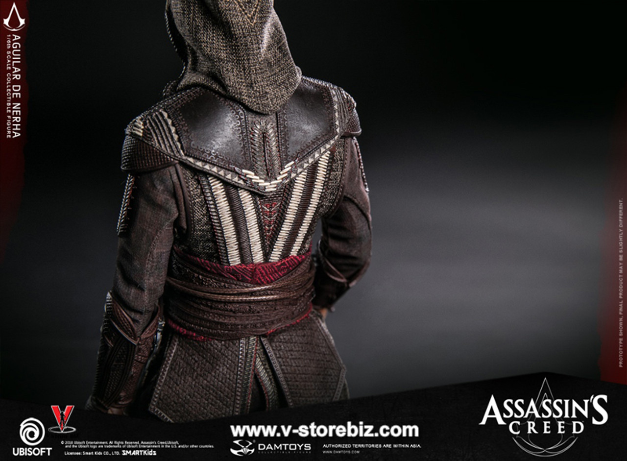 Forearm Armor with Blades for DAMTOYS DMS006 Assassin/'s Creed Aguilar 1//6 Figure