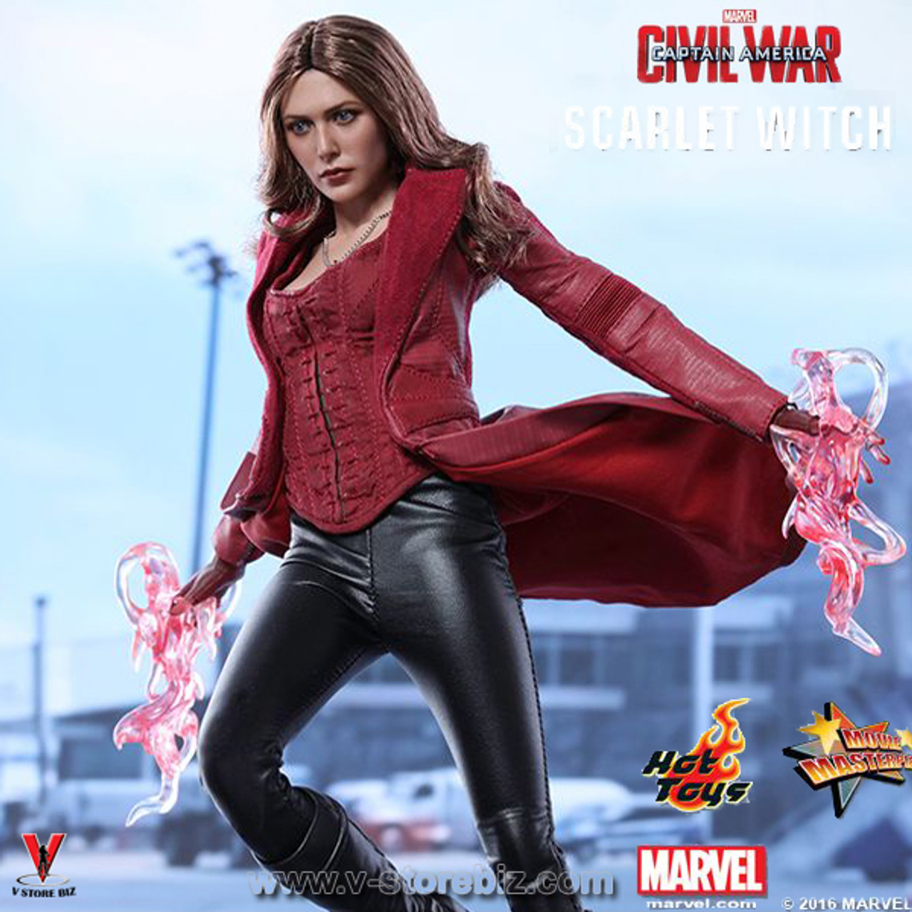 1//6 Action Figure Stand Scarlet Witch