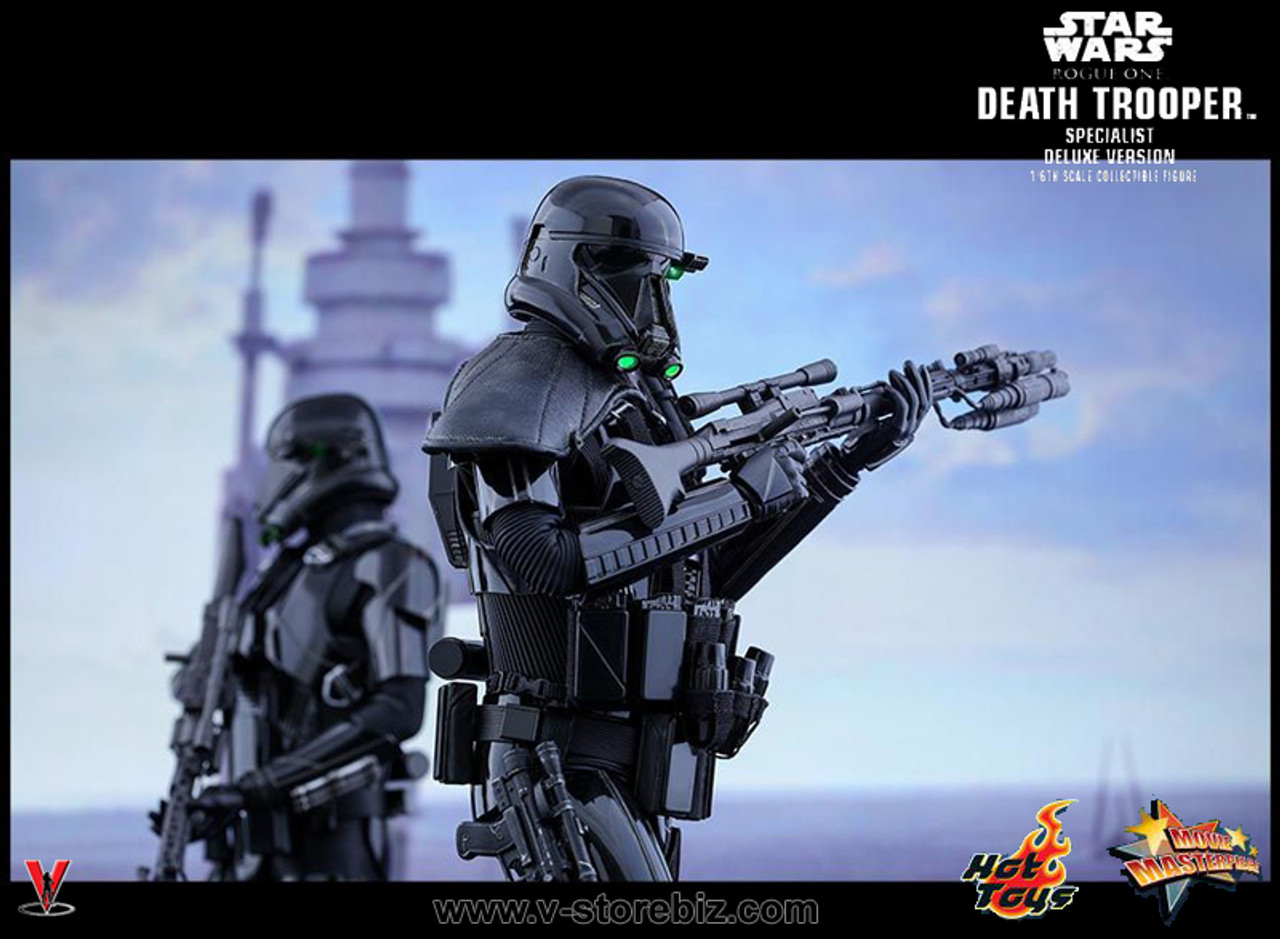 """Star Wars ROGUE ONE Imperial Death Trooper 12/"""" Inch Figure New Sealed in hand"""