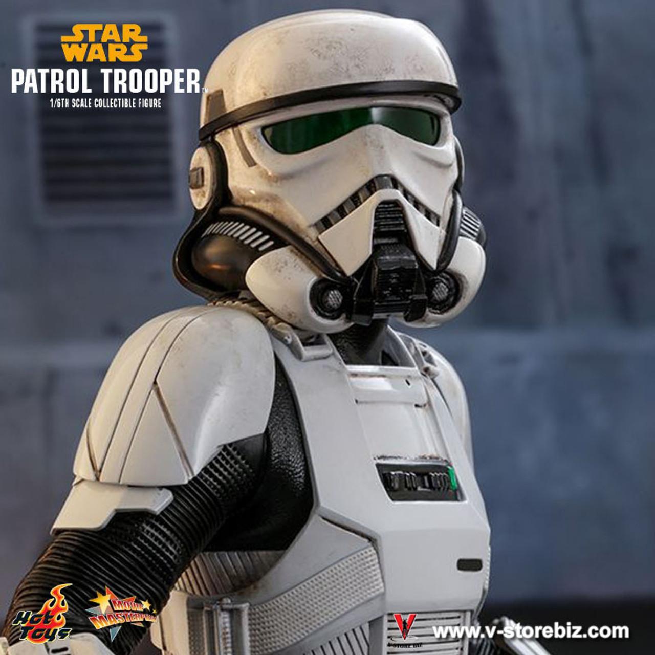 "1//6 Scale Star Wars Stormtrooper Head Sculpt Helmet For 12/"" Action Figure"