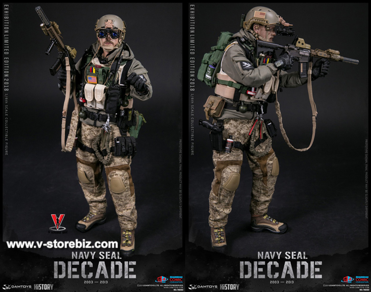 Glasses 1//6 Scale Mini Times Action Figures SEAL Team SF