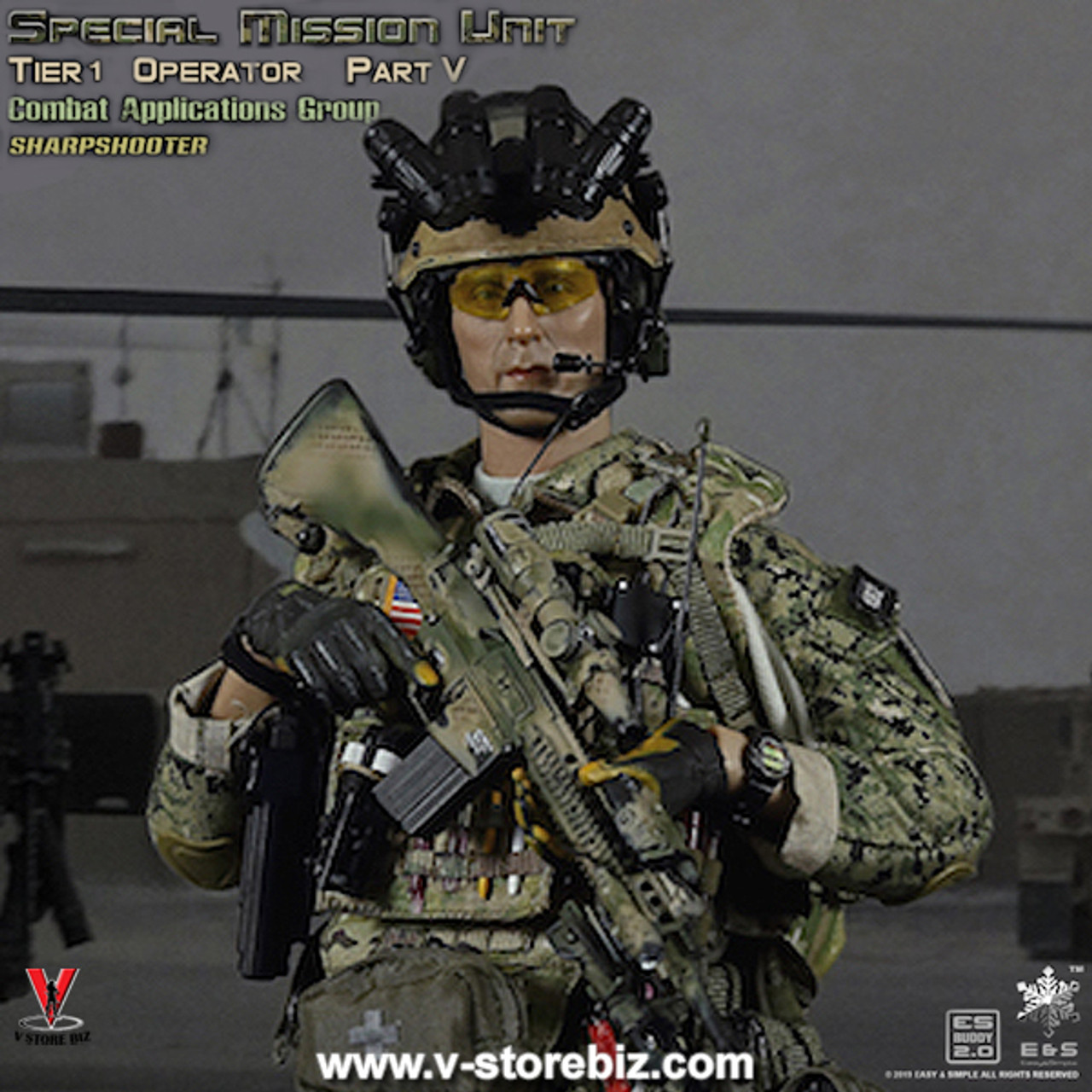 e s 26020s tier 1 smu part v cag sharpshooter limited edition