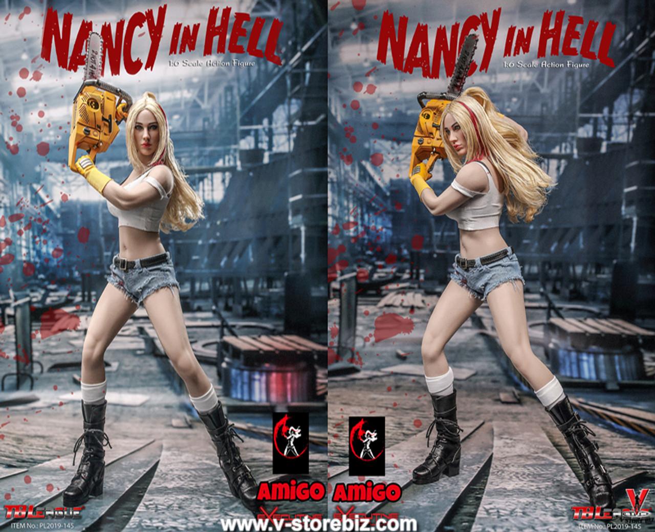1//6 Nancy in Hell Figure by TBLeague Phicen PL2019-145