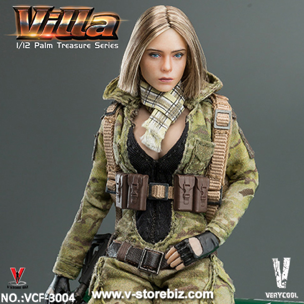 Cat Toys Female Military Camouflage Jacket TBLeague 1//6 Scale Phicen Hot Toys
