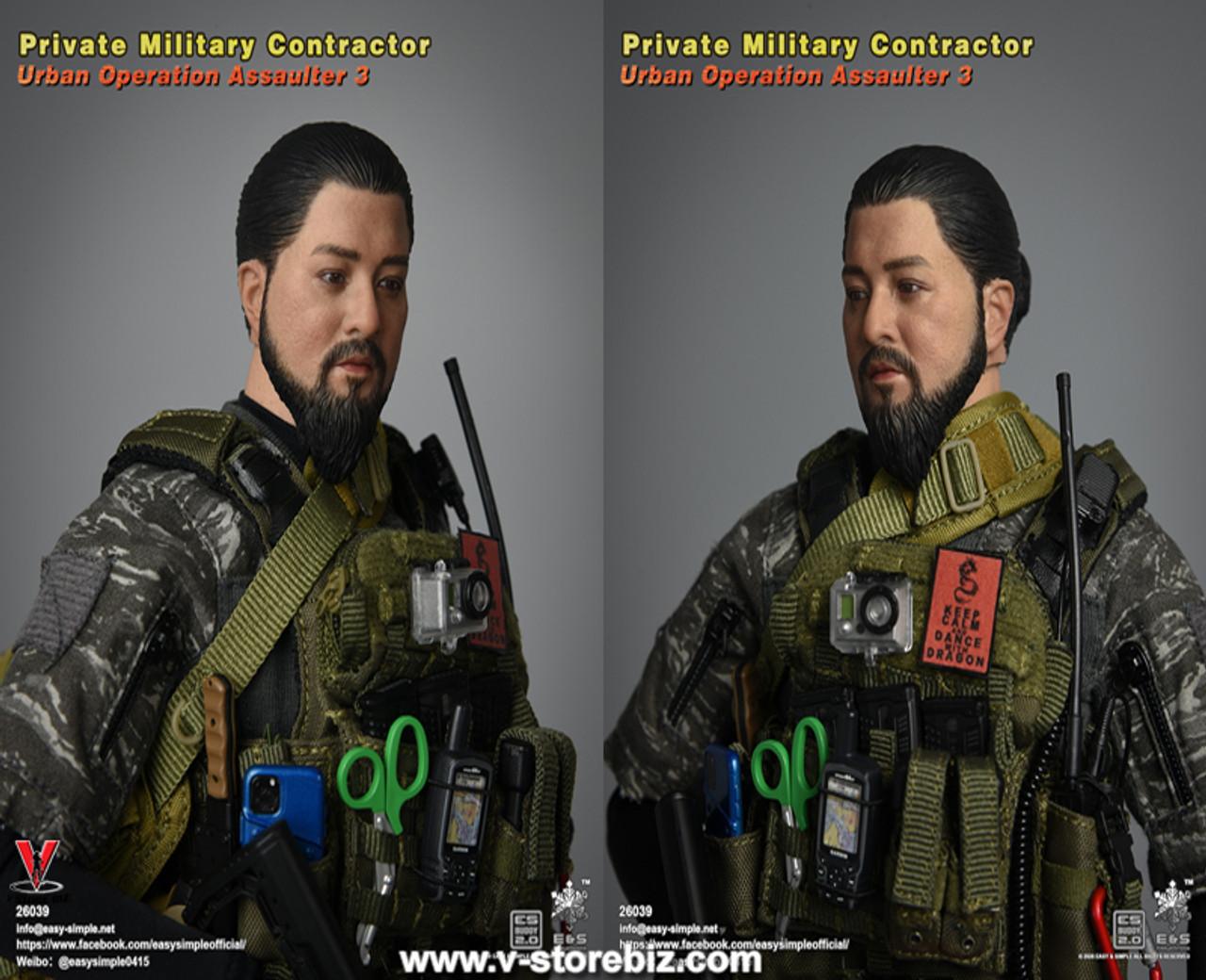 Y70-16 1//6scale ES 26039 PMC Urban Operation Assaulte-vest set