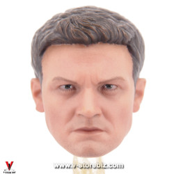 Custom Jeremy Renner Headsculpt