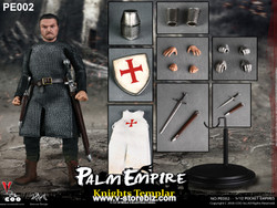 Coomodel PE002 1/12 Palm Empire Templar Knight
