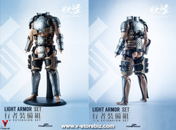 PEWPEWGUN Robotic Nude Body PINYIKE Accessories Package