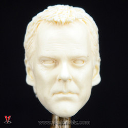 Custom Jack Bauer Headsculpt (Unpainted Resin)