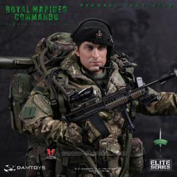 DAM 78023 British Royal Marines Commandos