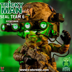 FigureBase Trickyman TM003 SEAL Team 6 Pointman
