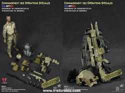 E&S 26023S Commandement des Opérations Spéciales