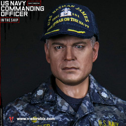 DAM 78050 US Navy Commanding Officer