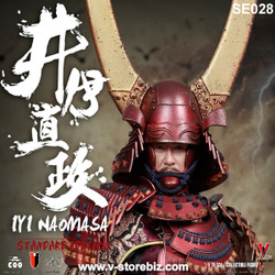 Coomodel SE028 Series Of Empires Iyi Naomasa The Scarlet Yaksha (Standard Edition)