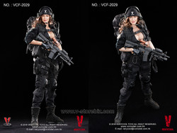 VERYCOOL VCF-2029 Female Shooter Black Version