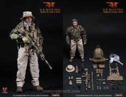 Mini Times MT-M005 U.S. Navy SEAL Battle of ABBAS GHAR