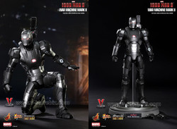 Hot Toys MMS198D03 Iron Man 3  War Machine Mark II (Diecast)