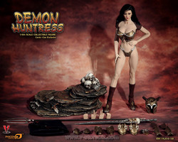 PHICEN PL2016-100 Demon Huntress (2016 CICF EXPO Exclusive)