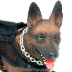 Soldier Story SS097 SDU Assaulter K9 Unit K9 German Shepherd