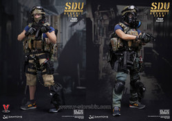 DAMTOYS 78034 SDU Special Duties Unit Assault Team Leader