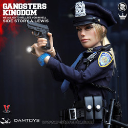 DAM Gangsters Kingdom GKS003 Side Story Officer A Lewis