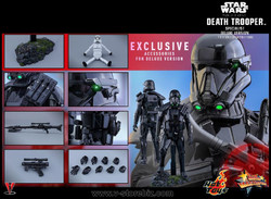 Hot Toys MMS399 Rogue One: A Star Wars Story Death Trooper Specialist (Deluxe Version)