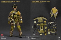 E&S 26005  Commonwealth Special Force Middle  East Theater