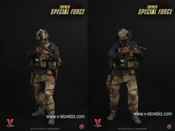 Soldier Story SS085 French Special Forces
