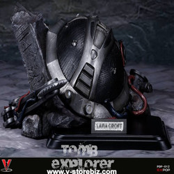 POPToys EX012 The Tomb Explorer Diorama