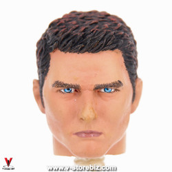 Custom Tom Cruise Headsculpt