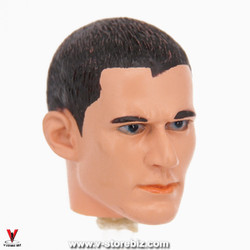 Custom Male Crew Cut Headsculpt