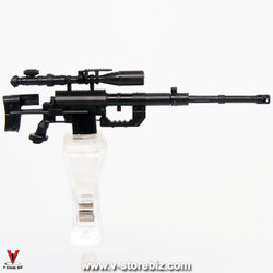 4D Model CheyTac M200 Sniper Rifle