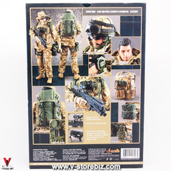 Hot Toys British Army in Afghanistan Lieutenant
