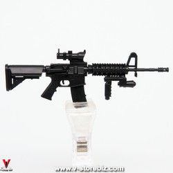 4D Model Mk.18 Assault Rifle