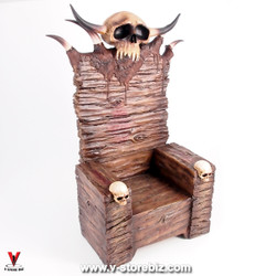 TBLeague Hell on Earth Death Dealer 2nd Version Throne