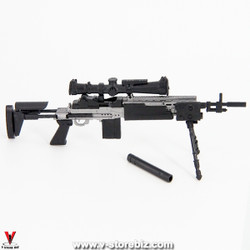 4D Model Mk.14 Sniper Rifle